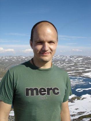 <p>VEGETARIANER: Pål W. Thorbjørnsen i Norsk Vegetarforening.</p>