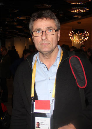 EKSTRA BLADET-KOMMENTATOR: Jan Jensen.