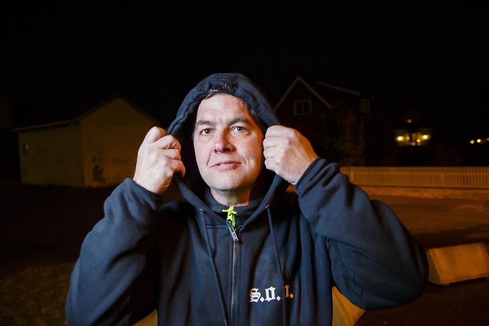 <p/> <p>FÅR KRITIKK: Leder for Odins soldater, Ronny Alte, får kritikk fra sine egne og skal være kastet ut av gruppen.</p>