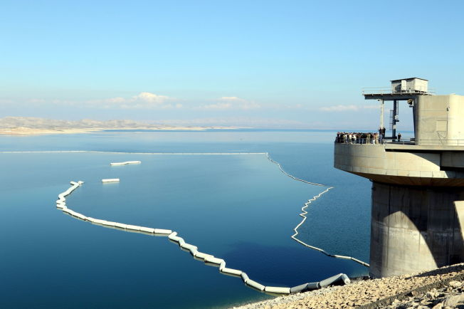 <p>FJERDE STØRSTE I MIDTØSTEN: Den enorme demningen holder på det meste 11,1 kubikkilometer med vann og vannkraftverket lager strøm til 1,7 million innbyggere.</p>