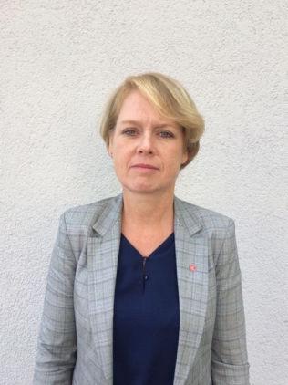 <p>IKKE BEGEISTRET: Partikollega Marianne Aasen (Ap) i kirke-, utdannings- og forskningskomiteén.</p>