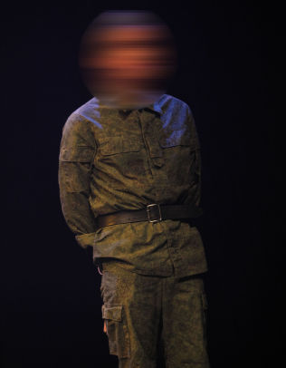 <p>TYSK UNIFORM: Her er siktede iført den samme uniformen som han brukte under drapet. Bildet er tatt i en annen sammenheng.<br/></p>