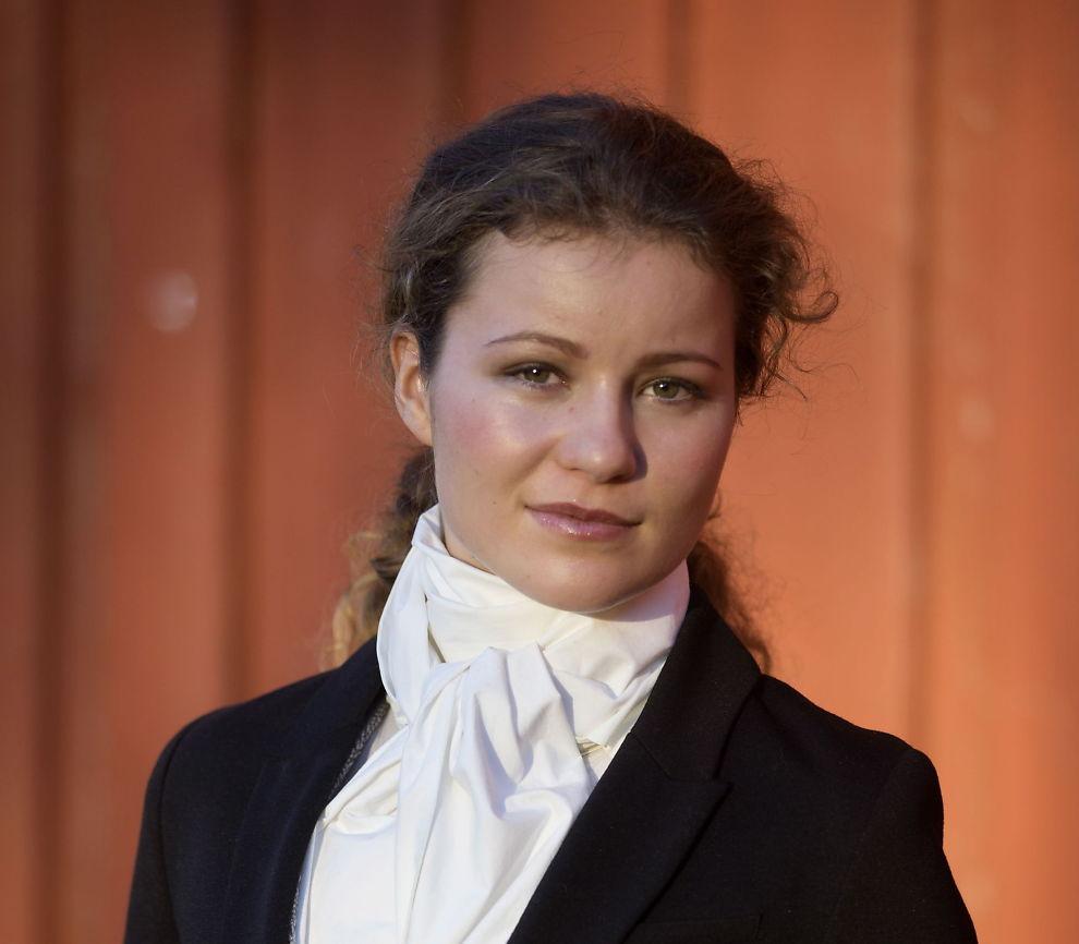 <p>VERDENS RIKESTE TENÅRING: 19-åringen Alexandra Andresen. Bildet ble tatt i forbindelse med et VG-portrett i 2014.</p>