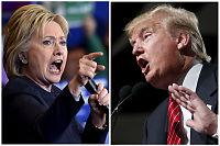Trumpertirsdag og Clintonnatt