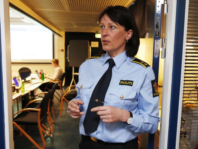 POLITILEDER: Kari-Janne Lid, leder avsnitt for seksualforbrytelser i Oslo politidistrikt, omtaler nettovergrepene som «den nye kriminaliteten».