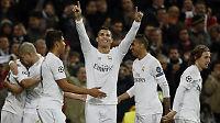 Fire minutters magi sikret Madrid-seier