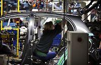 Strengere grensekontroll kan gi stopp på bilfabrikkene