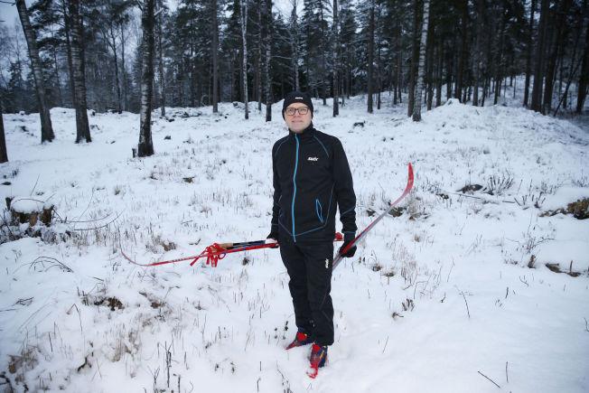 <p>MER ENN KLASSISK FRILUFTSLIV: Klimaminister Vidar Helgesen (H) sverger selv til klassiske langrennski foran kiting og fatbike-sykling, som han ikke har prøvd. Men nå vil han åpne for alle typer friluftsliv uten motor. Her er han i Oslo-marka høsten 2015.</p>