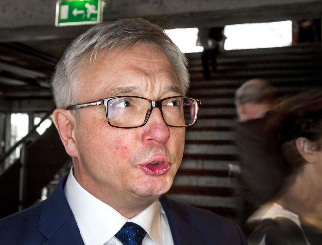 <p>HVIS DU KAN, BLI VÆRENDE: Karl Eirik Schjøtt-Pedersen, administrerende direktør i Norsk Olje og Gass, mener det er gode grunner til å bli værende i oljebransjen.</p>