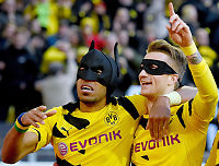 Dortmunds «Batman og Robin» senket Spurs