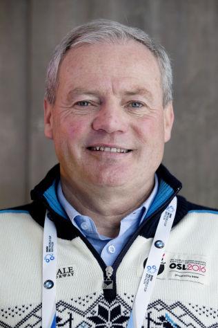 <p>Skiskytter-VM: Administrerende direktør Per Bergerud.</p>