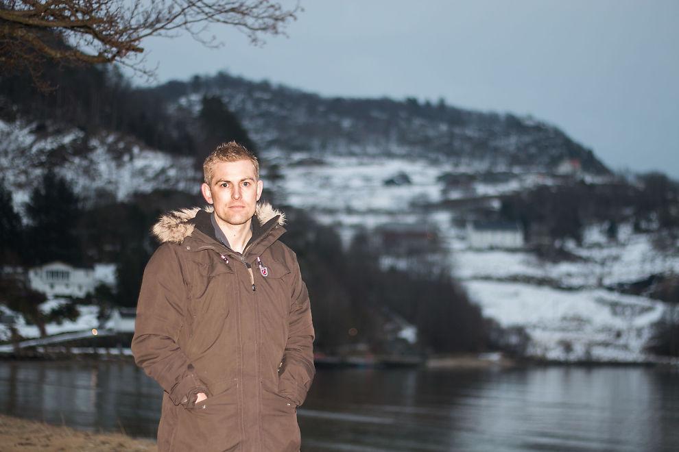 <p>OPPRINGT AV FORSVARSMINISTEREN: Espen Haugeland (36) beskriver at han ble stum da forsvarsministeren ringte ham torsdag og fortalte om tildelingen av Krigskorset med sverd.</p>