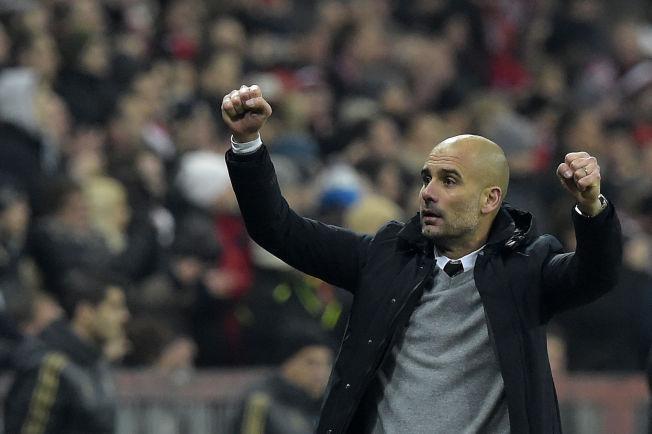 <p>PEP-DRAMA: Han kom til Bayern for å vinne Champions League, men det holdt på å gå veldig galt mot Juventus. Foto: AFP</p>