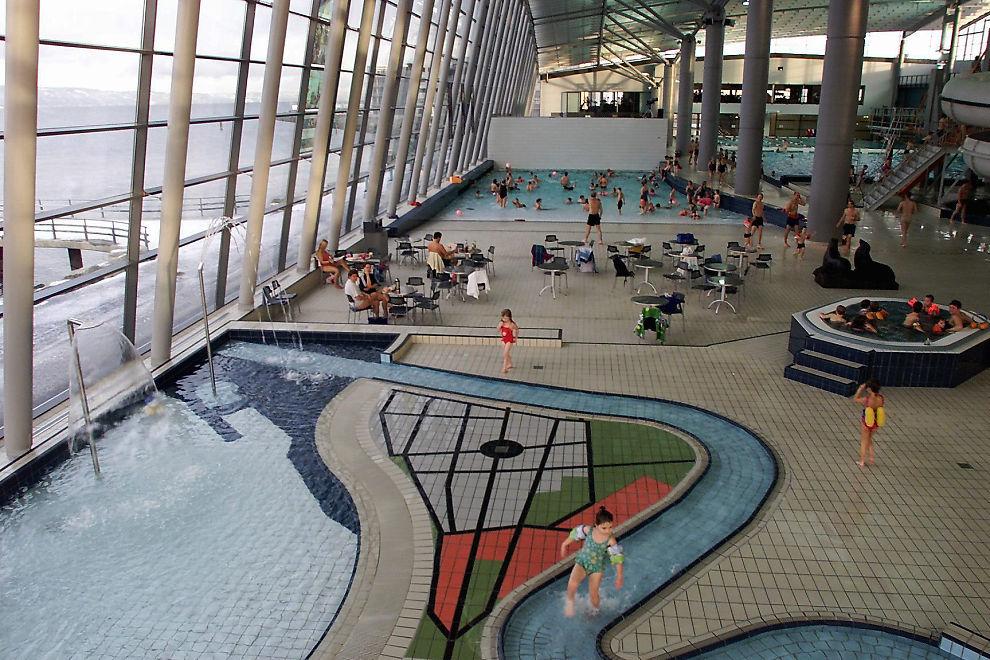 <p>Pirbadet i Trondheim er Norges største innendørs badeanlegg. Arkivfoto: Gorm Kallestad / NTB scanpix</p>