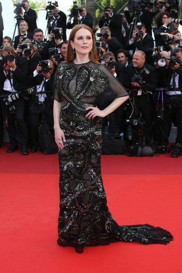 Glitter og glamour: De best kledde kjendisene i Cannes ...