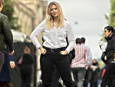 Elise (25) er for tjukk for kleskjedene
