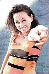 - For ti år siden ante vi ikke at vi var i slekt med Priscilla, forteller Anne Grete Leidland (29).