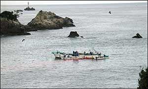 Nyhetsbyrået AP har snakket med en representant for en fiskeriorganisasjon. Han sier at fangsten skjer så skånsomt som mulig.