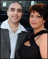 FIKK BETALT: «Big Brother»-ekteparet Anne Mona og Ramsy Suleiman bekrefter at de har takket ja til å stille opp for kjendisbladene mot betaling. Foto: Kim Nygård