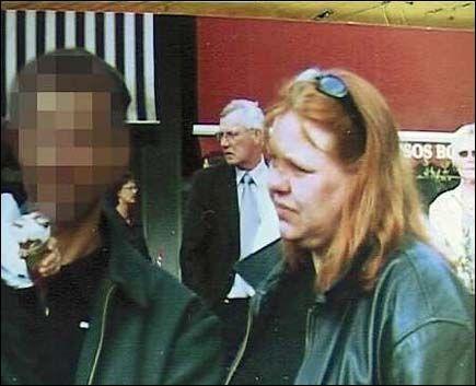ID-KAOS: Drapssiktede Osman Omar Osman sammen med sin avdøde kone Marita Strøm i Namsos. Foto: PRIVAT