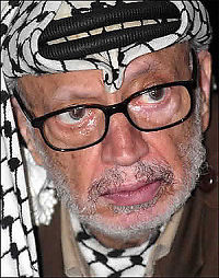 -Arafat ble forgiftet!