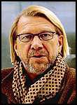 IKKE RIKTIG: Kunstneren Ulf Nilsen liker ikke at det berømte Munch-rommet fjernes. Foto: Tore Berntsen