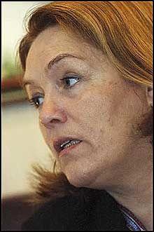 Anita Apelthun Sæle. Foto: Scanpix