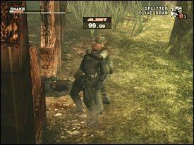 SKJOLD: Du har mange muligheter dersom du klarer å overrumple vakter uten at de oppdager deg før det er for sent. Foto: Konami