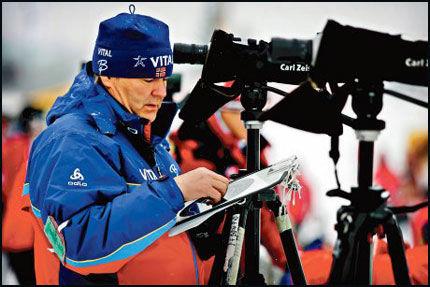 FÅR ANSVAR: Trond Kjøll er innleid som spesialrådgiver for de norske løperne under VM i Hochfilzen. Neste sesong vil han engasjere seg enda mer. Foto: Gøran Bohlin