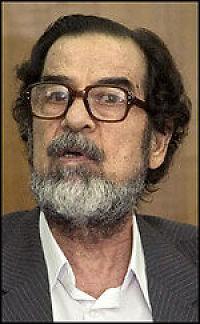 Saddam-rettssak direkte på TV