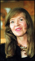 HISTORIKER: Bodil Katarina Nævdal, fil. dr. ved Universitetet i Uppsala. Foto: Mattis Sandblad