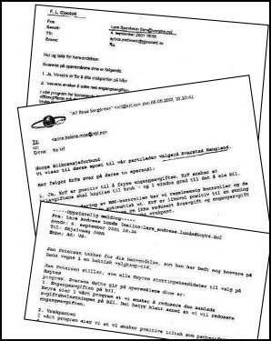 LØFTENE: Her er de skriftlige løftene regjeringspartiene ga til bilbransjen før forrige valg. Foto: