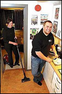 Husarbeidet på krangletopp