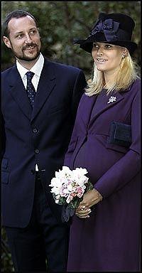 Kronprinsessen mobbet under svangerskapet