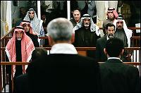 Saddam-dommer trakk seg