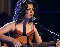 Katie Melua drømte om fredsarbeid