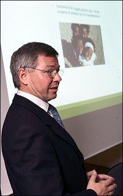 STØTTET HØGMO: Tidligere statsminister Kjell Magne Bondevik. Foto: SCANPIX