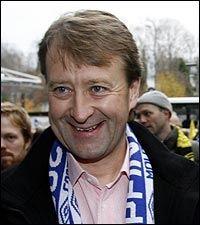 HJELPER ENERLY: Millionær Bjørn Rune Gjelsten.