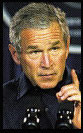 USAs president George Bush. Foto: AFP