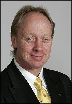 HUDFLETTES: Nestleder Jan Arild Ellingsen (Frp). Foto: SCANPIX