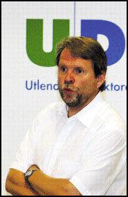 ANMELDES: Tidligere UDI-direktør, Trygve Nordby. Foto: SCANPIX