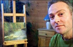 BILLEDKUNSTER: Tore Hogstvedt gjør stor suksess som billedkunster. Foto: Privat