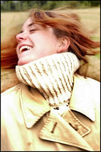 MORSOMT: Latter skal hjelpe deg med fruktbarheten. Foto: Thomas Bjørnflaten / SCANPIX (FRB)