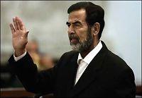 Saddam: - Jeg vil bli skutt