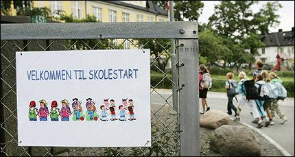 OSLOSKOLER: Frank Murud skal ha tatt penger fra Osloskoler og puttet dem i egen lomme. Foto: Scanpix