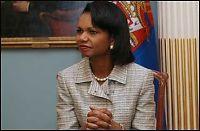 Rice: - Var forbindelse mellom al-Qaida og Irak