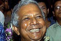Yunus vil gi bort fredsprispengene