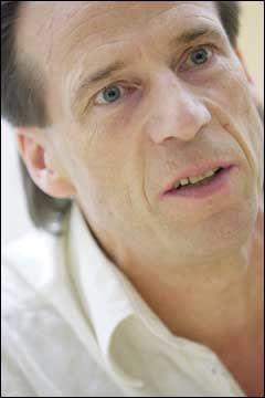 SIER NEI:: Stortingsrepresentant for Arbeiderpartiet Jan Bøhler. Foto: Stian Lysberg Solum