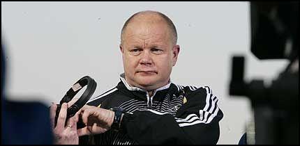 FERDIG I RBK: Per-Mathias Høgmo er ferdig som RBK-trener. Foto: Scanpix