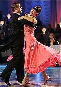 - Kristian vinner «Skal vi danse»